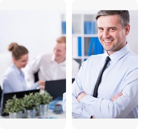 Prova gratis un ufficio arredato