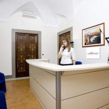 Uffici arredati temporanei a Roma