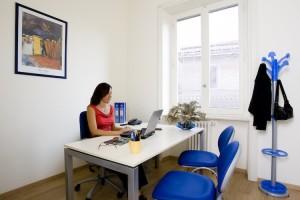 Office 1 workstation
