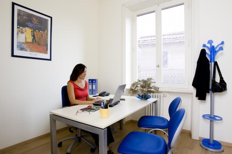 Uffici arredati roma uffici temporanei time for for Ufficio arredato