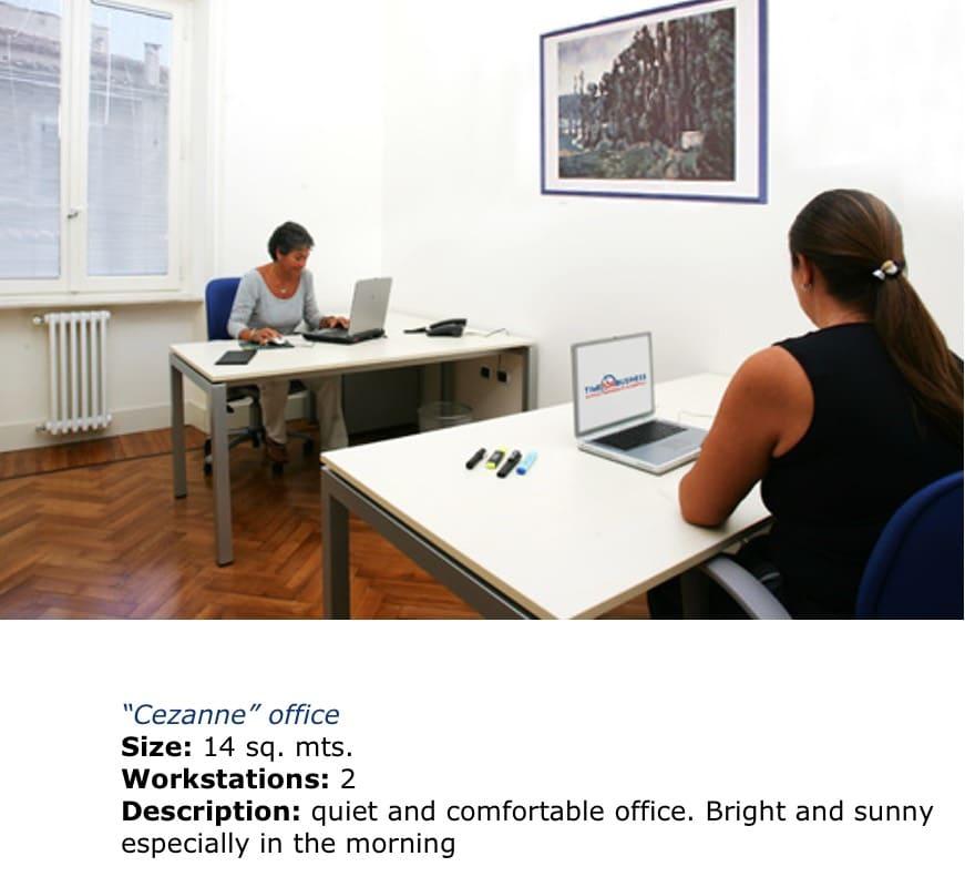 Cezanne office