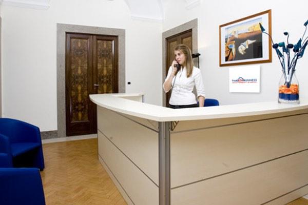 """Dalì"" room Reception and secretary"