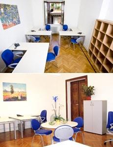 Noleggio uffici temporanei Roma