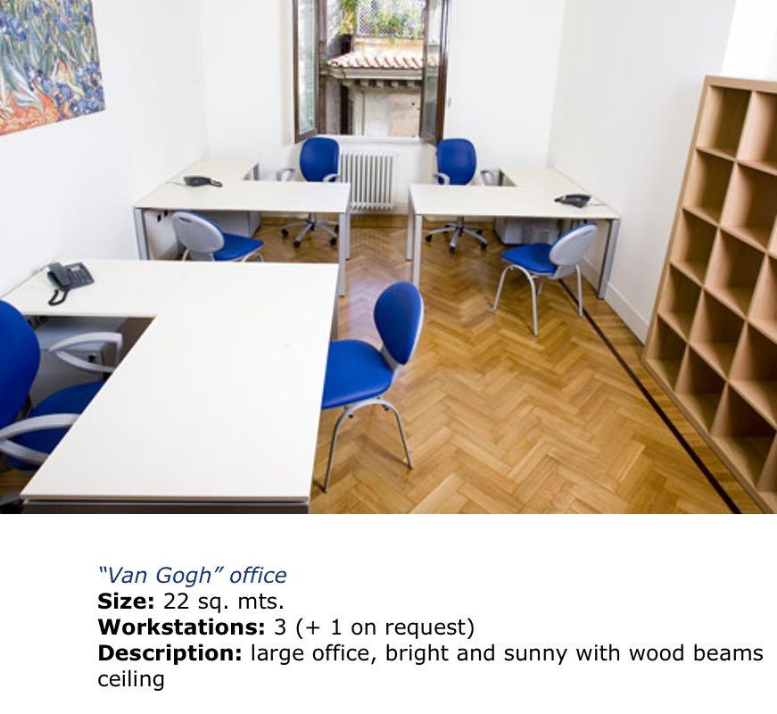 Van Gogh office