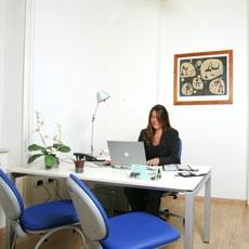 ufficio a giornata