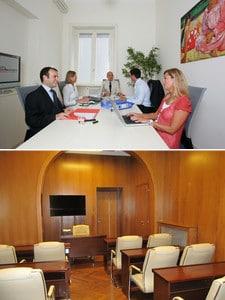Il Centro Uffici Time for Business offre in affitto sale riunioni Roma ...